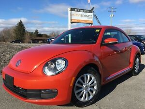 2016 Volkswagen The Beetle 1.8 TSI Trendline Backup Cam Bluet...
