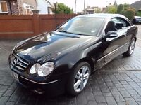 Mercedes CLK Avantagarde++DIESEL++--EXCELLENT CONDITION 12 Months MOT
