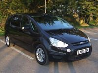 2010 FORD S-MAX 2.0 ZETEC TDCI, Excellent condition, Full service history, 12 months MOT