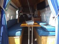FULLY EQUIPPED 2 BERTH CAMPERVAN FOR ON / OFF GRID CAMPING. FORD TRANSIT BASE