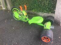 Green machine trike / fun bike £20