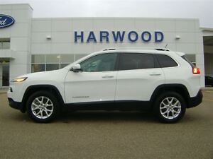 2015 Jeep Cherokee North,HEATED STEERING WHEEL AND SEATS