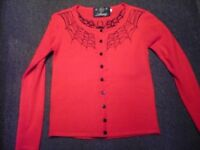 Ladies 2 Collectif London cardigans for sale