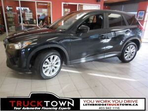 2013 Mazda CX-5 GT-BACKUP CAM-LEATHER