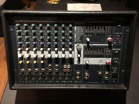 Yamaha EMX512SC 1000w Stereo Powered PA Mixer W/Effects, 12 Channels - with carry bag