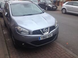 Nissan Qashqai +2 Tekna 2.0 DCI 4WD- Top of The Range- Leather, Nav