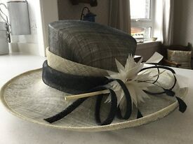 Hat for wedding or special occasion and Jacket