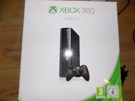 xbox 360 4gb go console boxed good working order look cheap