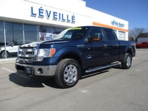 2013 Ford F-150 XLT/XTR/ECOBOOST/TOILE RIGIDE
