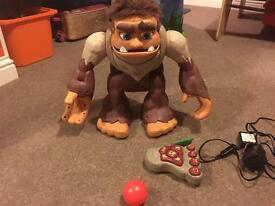 Imaginext big foot rare