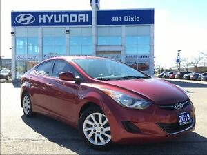 2013 Hyundai Elantra GL AUTO|HEATED SEATS|BLUETOOTH|KEYLESS ENTR