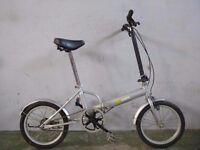 Folding bike 2680A