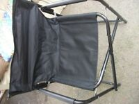 free camping directors chair for FREE