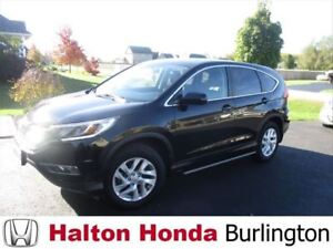 2016 Honda CR-V EX-L|ACCIDENT FREE|SERVICE HISTORY ON FILE