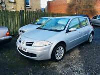 Renault Megane 1.6 expression 08 reg new engine new clutch excellent driver px welcome