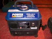 Brand new portable generator 850w