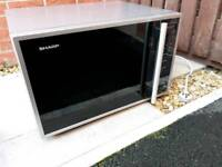Sharp Microwave Combi Grill