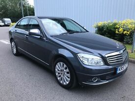 Mercedes-Benz C Class 2.1 C220 CDI Elegance 4dr_FSH_2 KEYS_RECENTLY SERVICED