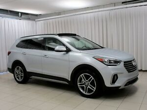 2017 Hyundai Santa Fe XL LIMITED AWD 7PASS SUV w/ HEATED SEATS,