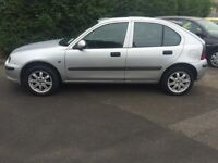 2004 ROVER 25 1 YEARS MOT GREAT CAR VERY CHEAP MUST GO