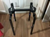 Quik-Lok WS640 Heavy Duty T-Stand for Keyboard, Synth, Mixer, Rack