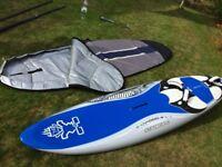 Starboard Kombat 97 LTR - Windsurfing Board