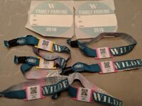 Wilderness Festival Tickets - Family Camping x4 Adults & Parking