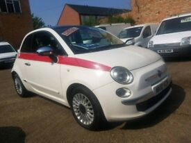 2010 Fiat 500 Lounge M-Jet Diesel - £20 Road Tax - Low Mileage - 3 Month Warranty