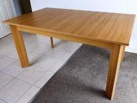 Extending Table 150cm(193cm)L x 92cmW x 76cmH