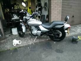 Kawasaki Eliminator cruiser