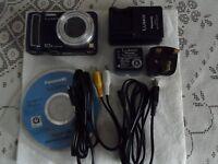 Panasonic Lumix DMC-TZ5 Compact Camera