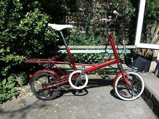 Vintage Moulton Super 4 FULLY SERVICED ready to ride! a piece of history on wheels