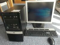 HP PRO 3015 MY TOWER PC PACKAGE