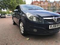 Vauxhall Corsa Sxi A/C beautiful blue colour , cheapest!!!!