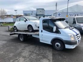Breakdown recovery/car/van transport 24hr from £25