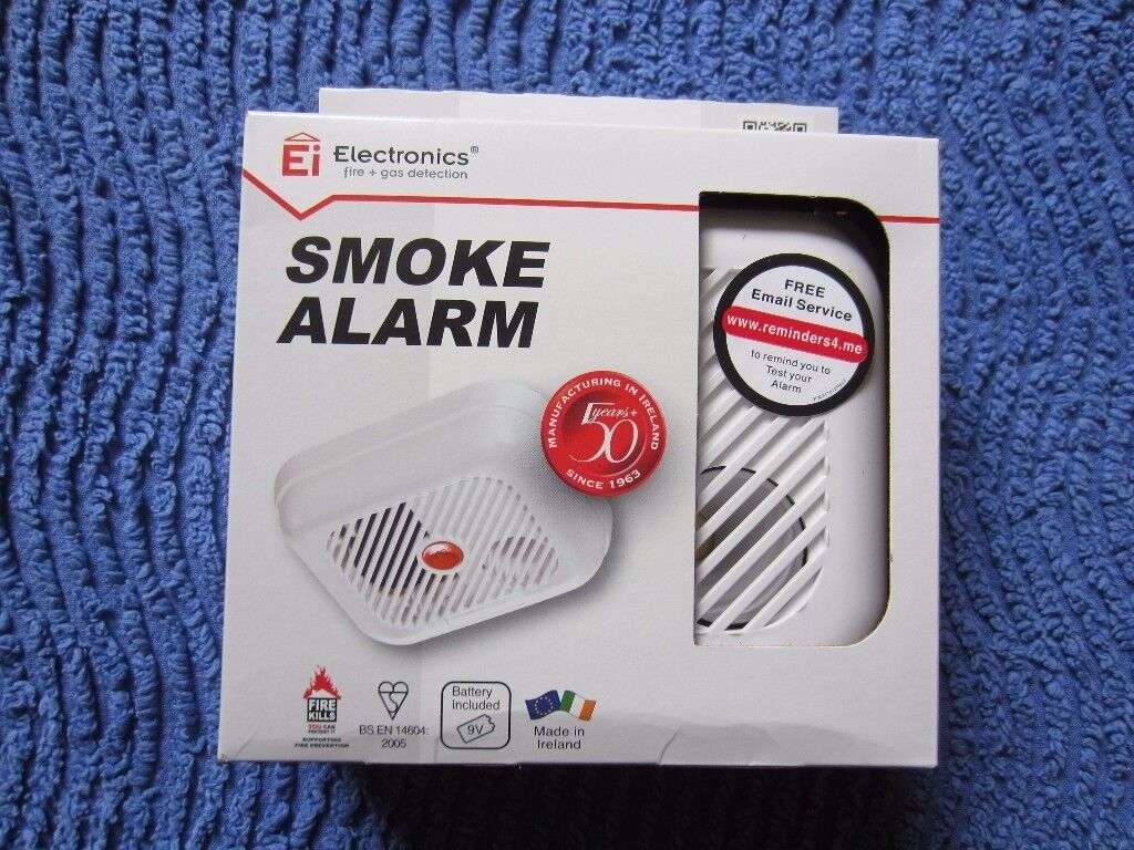 Smoke Alarm, Brand new