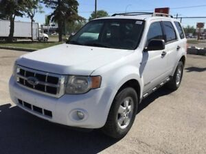 2008 Ford Escape XLT | V6 | 4X4 | *Brand New Tires*