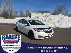 2015 Kia Forte EX! Back-Up! ONLY 51K! Heated! Trade-In! Save!