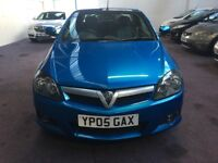 Vauxhall TIGRA 1.8 Full Hisotry Convertible