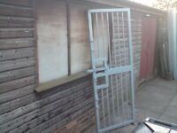 security gate security grill