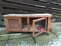 Hutch for rabbit or other small animal