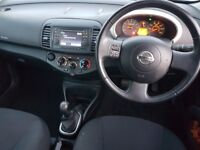 BARGAIN Nissan Micra ONLY 56k mileage , CLEAN MOT-MAY 2019, FSH, Cheap Car. SALE, REDUCED, 3 DOOR.