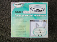 Smart Vent Solar Powered Ventilator