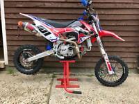 Cwr160 minibike pitbike bucci