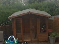 Used Summerhouse for sale 6ft x 8ft