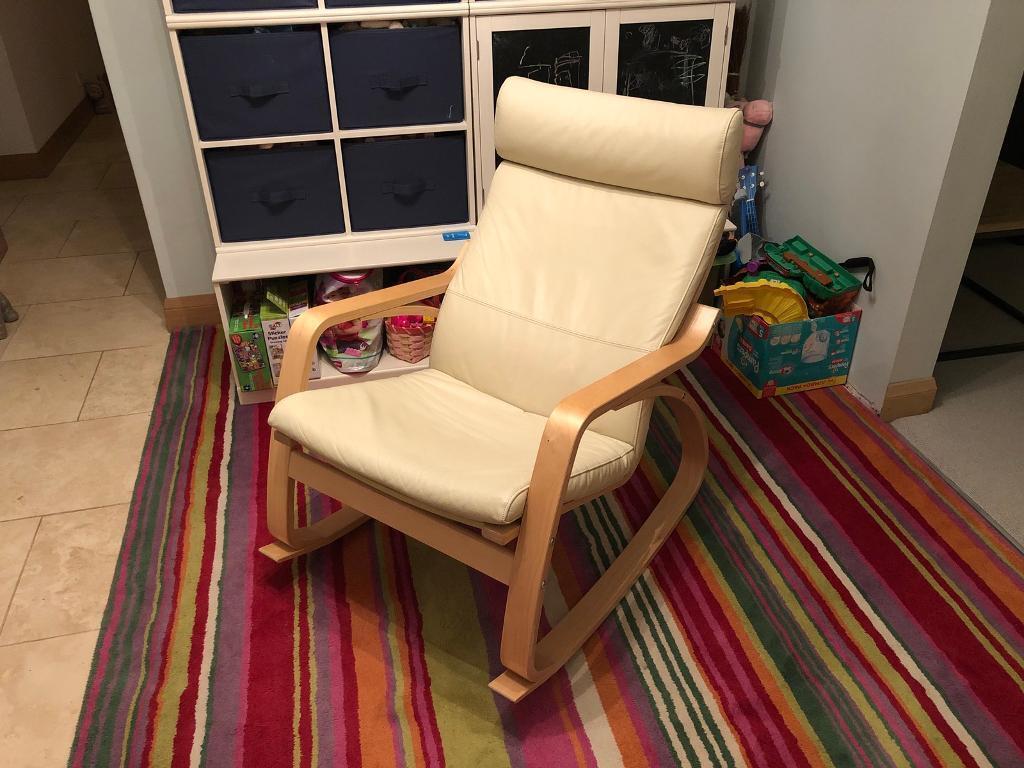 new concept f9fdb 9da13 Ikea Poäng Rocking Chair - Nursery/Baby | in Emsworth, Hampshire | Gumtree