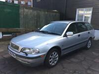 VOLVO V40 XS AUTOMATIC HPI CLEAR estate not vw estate or bmw a3 Audi or Passat