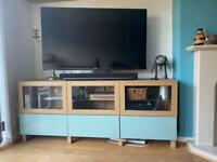 IKEA besta TV bench
