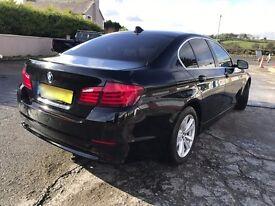 BMW 520d 2012 Efficient Dynamics - Final reduction.
