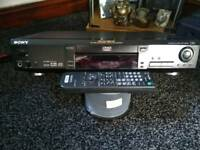 Sony Dvd Cd player
